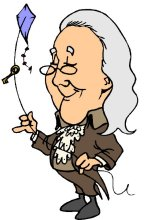 ben franklin theme unit  activities  lessons  guide benjamin franklin clipart black and white benjamin franklin clip art large